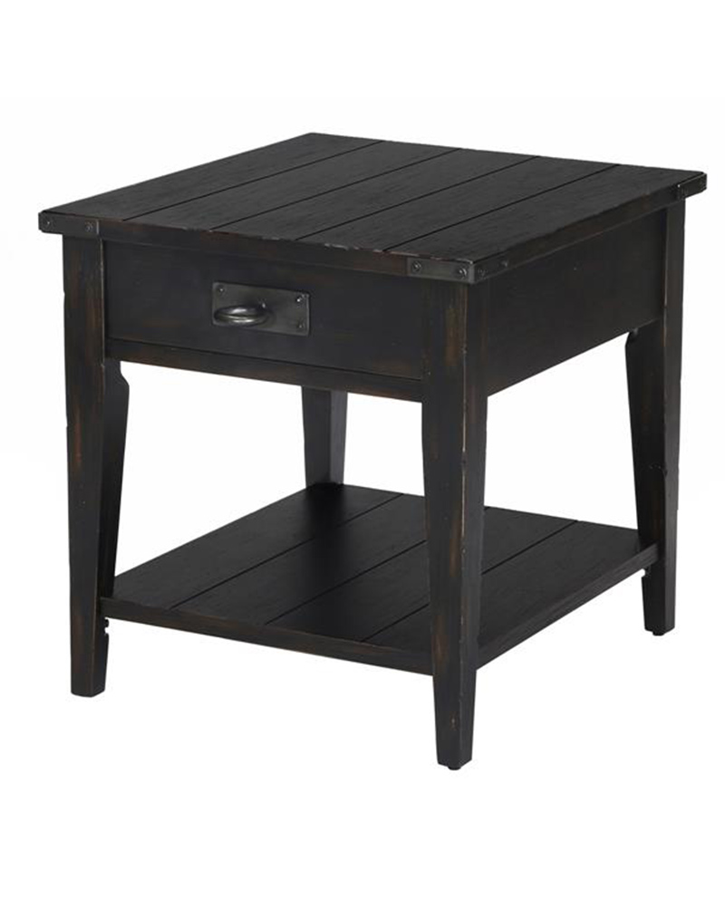 Rectangular End Table Sheffield By Magnussen Mg T3165 03