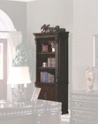 Rich Brown Bookcase CO-800803