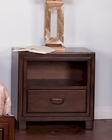 Rock Ridge NightStand by Sunny Designs SU-2379WT-N