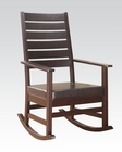 Rocking Chair in Cappuccino by Acme Furniture AC59213