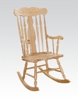 Rocking Chair in Natural by Acme Furniture AC59300