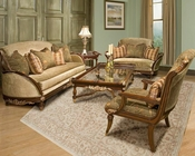 Rosetta Sofa Set by Benetti's Italia BTRO413SET