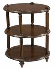 Round 3-Tier Lamp Table Charleston Place by Hekman HE-943708CP