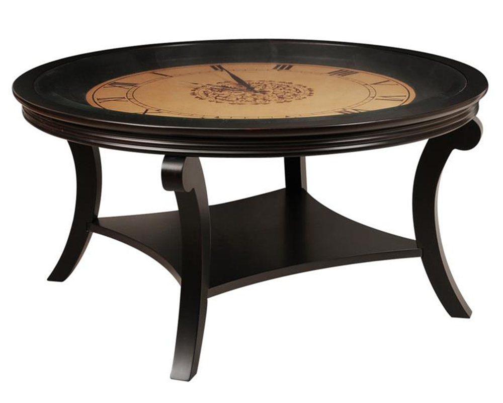 Round Cocktail Table Mystique By Magnussen Mg T2920 45