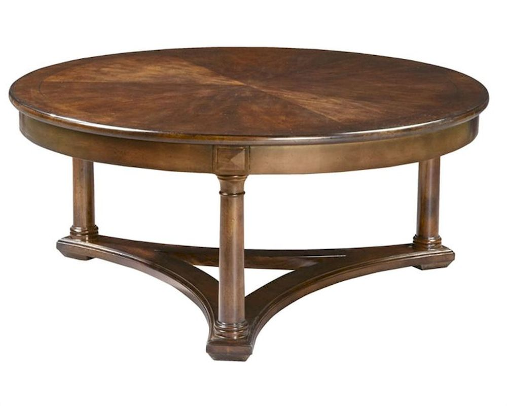 Round Coffee Table European Legacy By Hekman He 11101