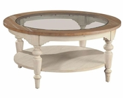 Round Coffee Table Sutton's Bay by Hekman HE-14104