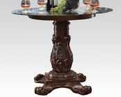 Round Counter Height Table Vendome by Acme Furniture AC62030