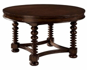 Round Dining Table Canyon Retreat by Hekman HE-942802CY