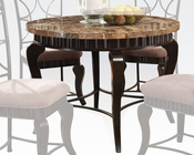 Round Dining Table Galiana by Acme Furniture AC18285