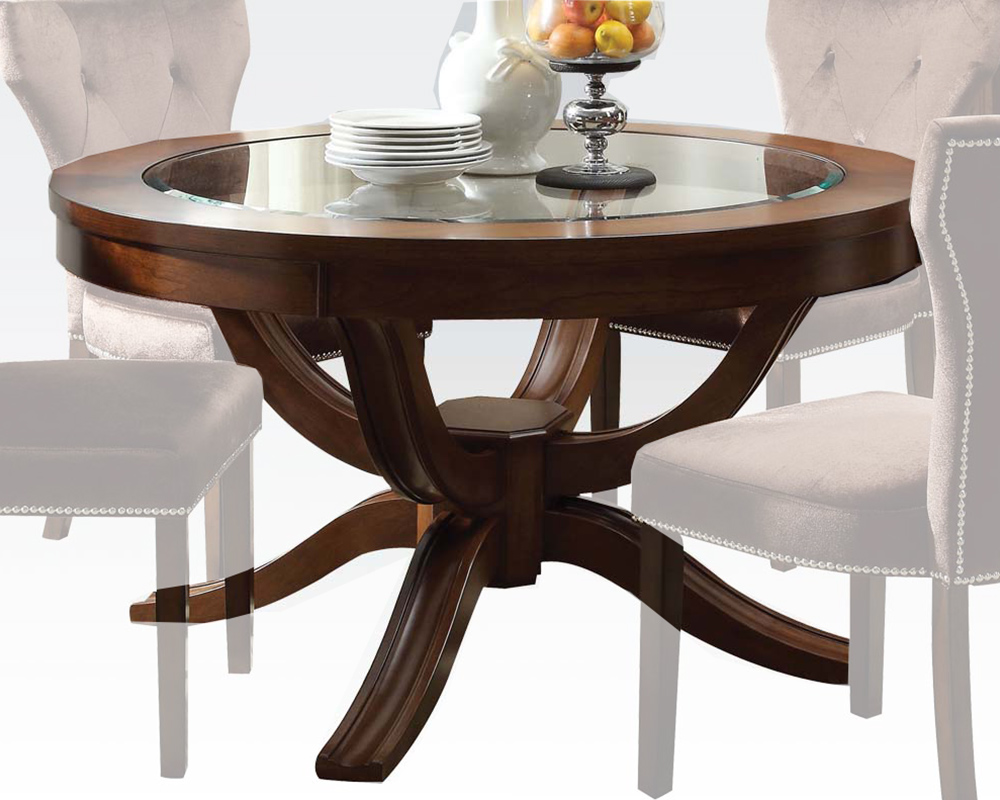 Round Dining Table Kingston By Acme Furniture AC60022