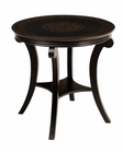Round End Table Mystique by Magnussen MG-T2920-05