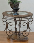 Round End Table ST-21252