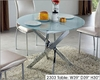 Round Table w/ Extension in Modern Style 33-2303