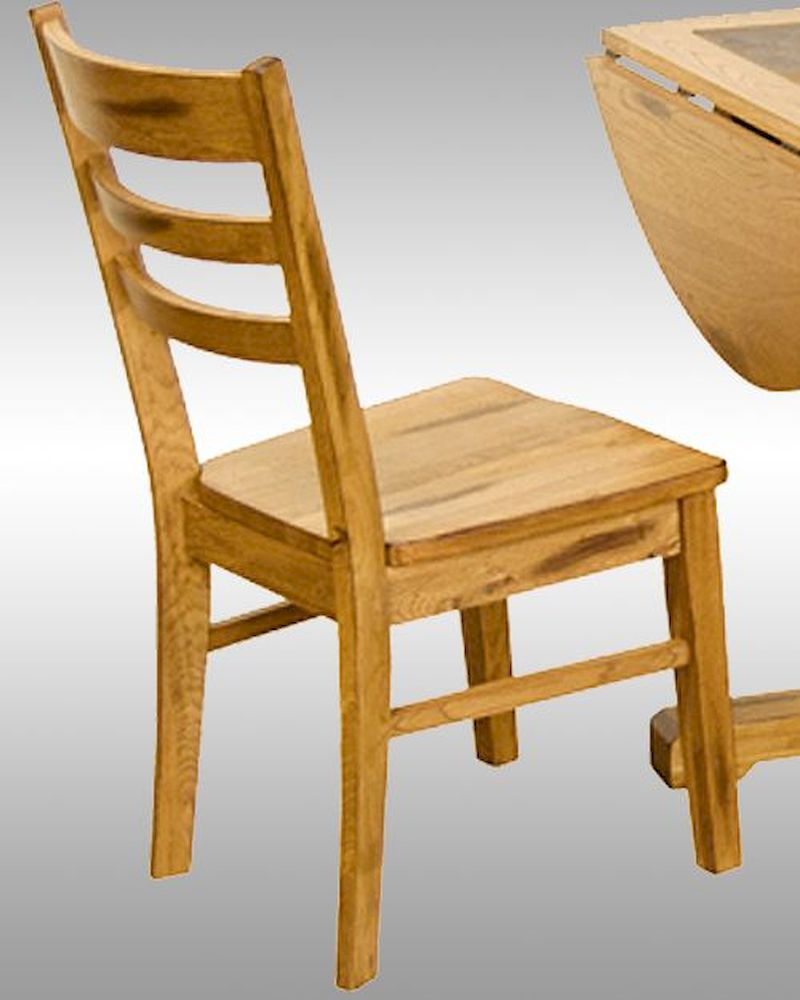 Rustic oak dining chairs images for Oak dining chairs
