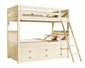 Samuel Lawrence Bunk Bed Winter Park SL-8110-730