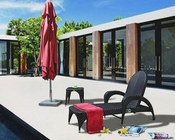 Sandra Outdoor Patio 2pc Sun Bathing Chaise Set 44PS2063