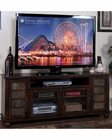"Santa Fe 72"" TV Console by Sunny Designs SU-3473DC"
