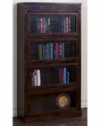 Santa Fe Lawyers Bookcase by Sunny Designs SU-2952DC-L4