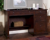 Santa Fe Single Pedestal Desk by Sunny Designs SU-2968DC