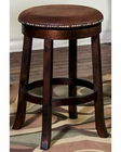 Santa Fe Swivel Stool  by Sunny Designs SU-1782DC (Set of 2)