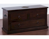 Santa Fe Trunk Cabinet by Sunny Designs SU-2246DC