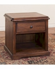 Savannah End Table by Sunny Designs SU-3231AC-E