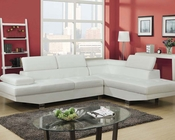 Sectional Sofa Connor White by Acme Furniture AC51960