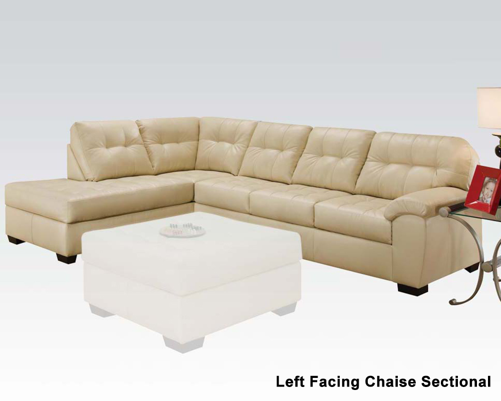 Sectional Sofa Shi Natural By Acme Furniture Ac50625