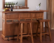 "Sedona 78"" Bar w/ Rail by Sunny Designs SU-2575RO"