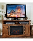 Sedona Fire Place/ TV Console by Sunny Designs SU-3490RO-54R
