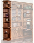 Sedona Outside Corner Bookcase by Sunny Designs SU-2966RO-B5