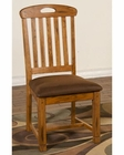 Sedona Slatback Side Chair by Sunny Designs SU-1416RO-CT (Set of 2)