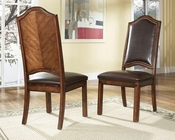 Side Chair Barrington by Somerton Dwelling SO-420-33 (Set of 2)