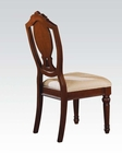 Side Chair Classique by Acme Furniture AC11833A (Set of 2)