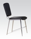 Side Chair Deron by Acme Furniture AC70928 (Set of 2)