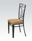 Side Chair Douglas by Acme Furniture AC08286 (Set of 2)