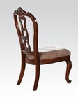 Side Chair in Tobacco Nathaneal by Acme Furniture AC62312 (Set of 2)