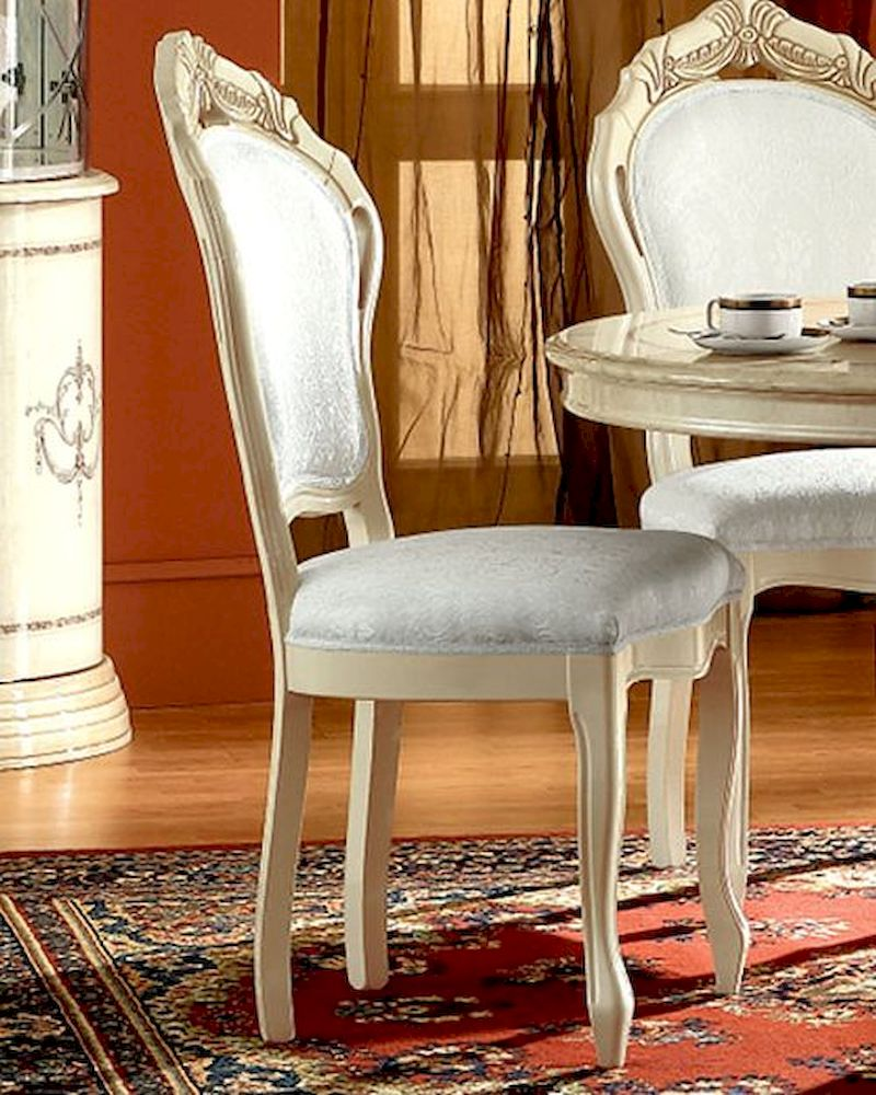 Side chair romana european design made in italy 33d44 set for Design made in italy