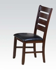Side Chair Urbana Cherry by Acme Furniture AC04624 (Set of 2)