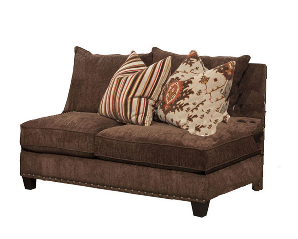 Signature Armless Loveseat Mountain Heights Sichalls