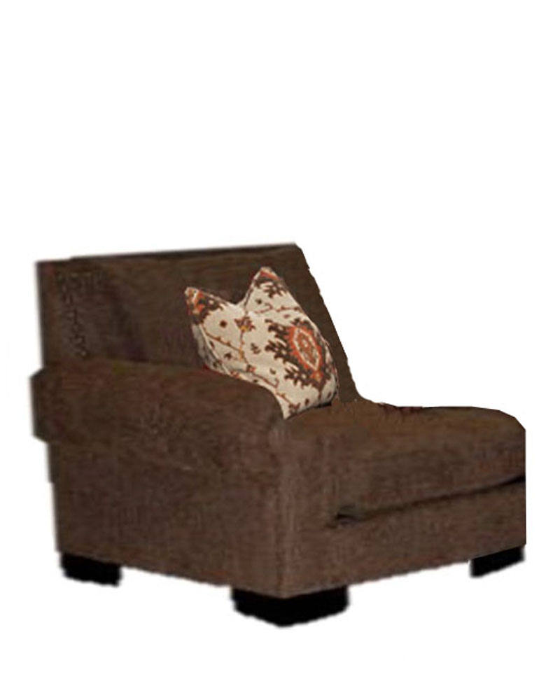 Signature Left Right Arm Chair In Traditional Style James