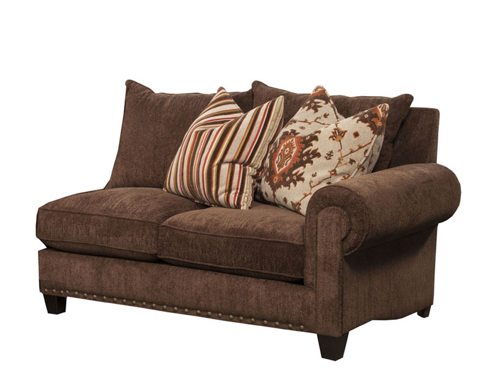 Signature Left Right Arm Loveseat Mountain Heights Sichals