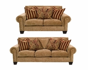 Signature Sofa Set Mountain Heights SICHSET