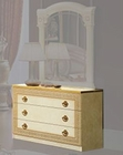 Single Dresser Cleopatra European Design Made in Italy 33B407