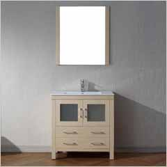 Virtu USA - Single Sink Bathroom Vanity