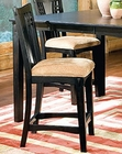 Slat Back Pub Chair SF-11413