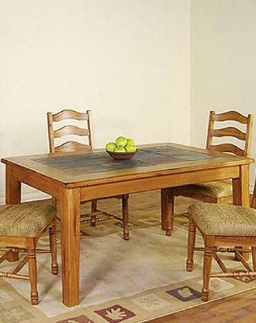 Slate Top Dining Table Su 1170ro