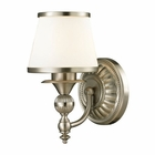 ELK Smithfield Collection 1 light bath in Brushed Nickel - LED EK-11600-1-LED