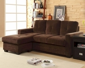 Sofa Chaise Phelps by Homelegance EL-9789CF-3LC-SET