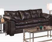 Sofa in Premier Onyx Hayley by Acme AC50350